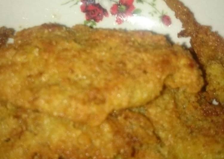 Resep membuat Jamur crispy tepung tiwul lezat