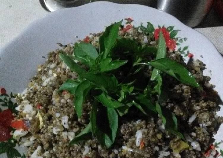 Resep: Tiwul goreng