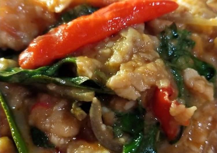 Resep membuat Sambel tumpang khas Kediri (Recook dr mb Nur_Mom Sahil) lezat