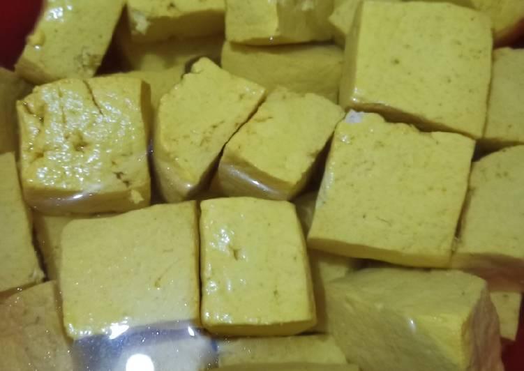 Resep memasak Tahu kuning home made bab 2
