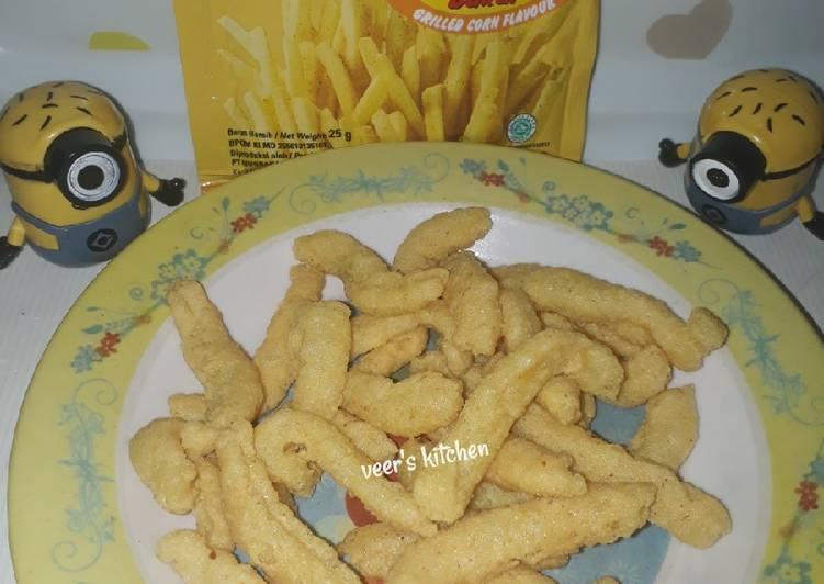 Resep: Cheetos ala2 a.k.a stik tahu