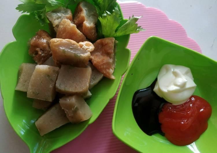 Cara Mudah memasak Pentol Corah khas Madiun