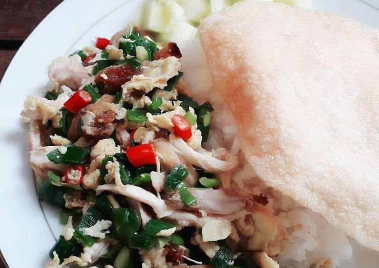 Cara memasak Nasi Rajang ala Madiun lezat
