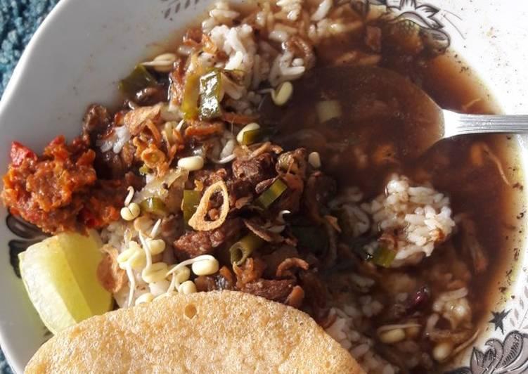 Resep memasak Rawon daging madiun#BikinRamadanBerkesan