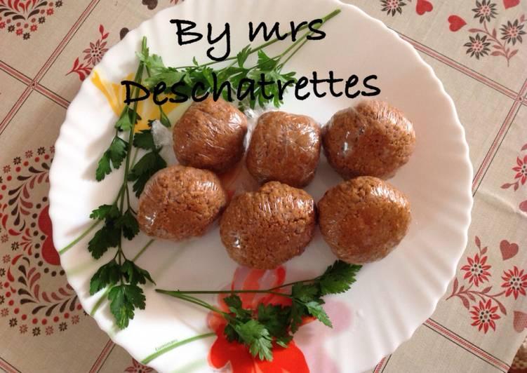 Resep: Sambel kacang(pecel)Madiun