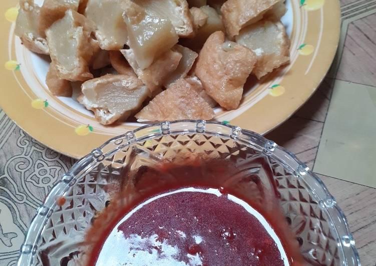 Cara memasak Pentol corah endulss