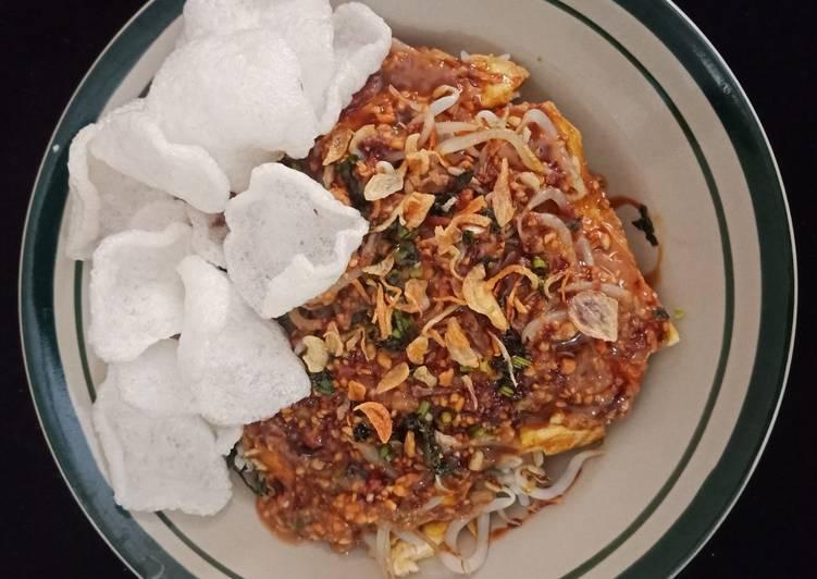 Cara Mudah memasak Tahu Telor khas Malang istimewa
