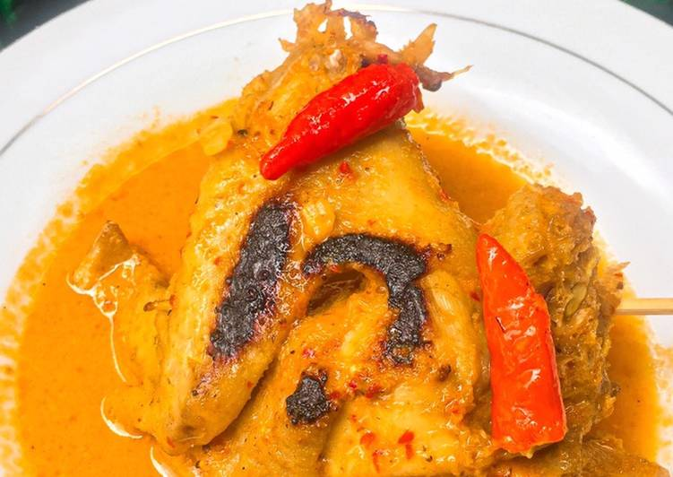Cara membuat Ayam Panggang ala Warung Mbak Sri Ono Malang