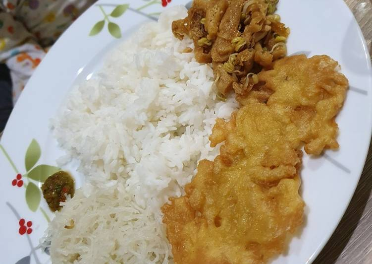 Resep: Nasi Banting khas Malang lezat