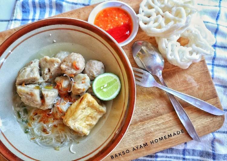 Cara Mudah memasak Kuah bakso malang ala abang gerobak (pakai tulang ayam)