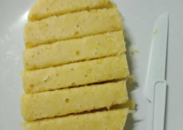 Cara memasak Lepet jagung manis