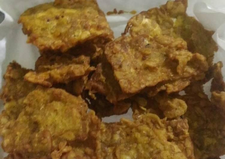 Cara Mudah memasak Keripik tempe cepat saji