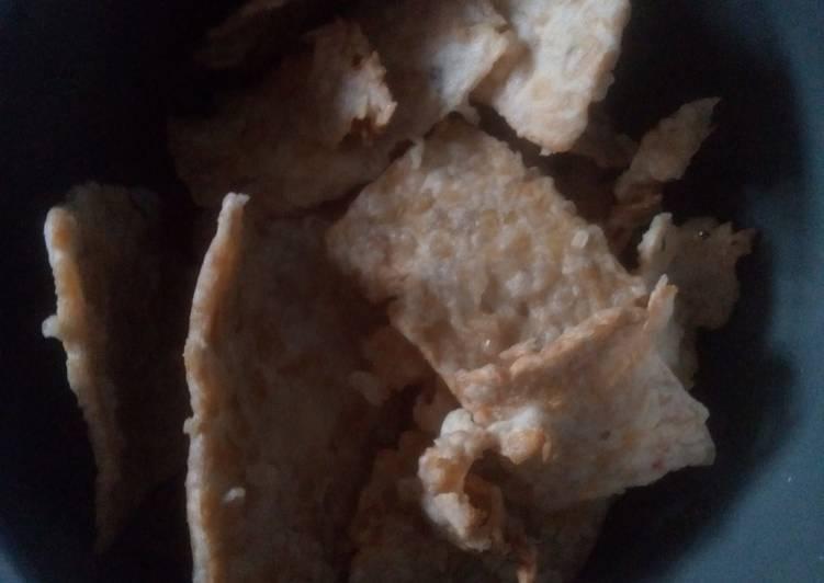 Resep: Kripik tempe renyah & gurih