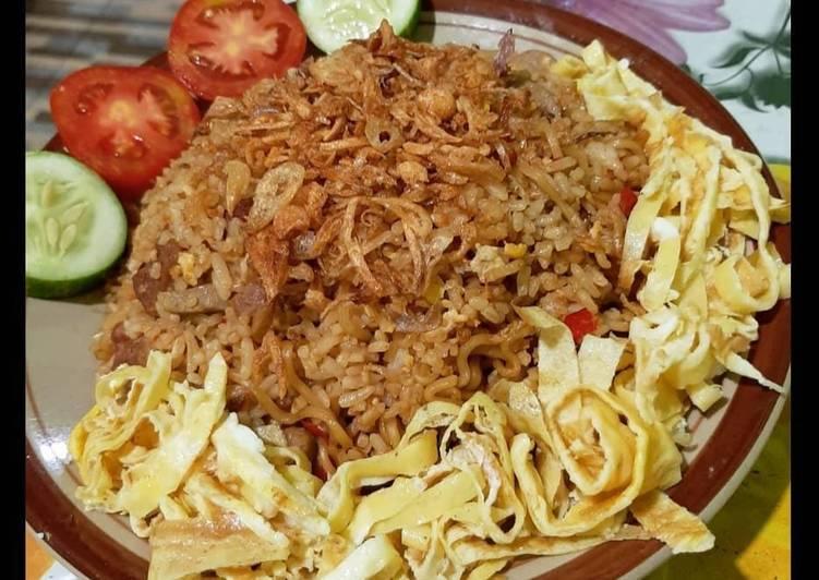 Resep: Nasi mawut terasi