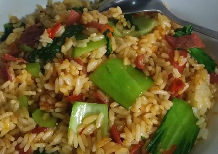 Resep: Nasi Mawut pedas