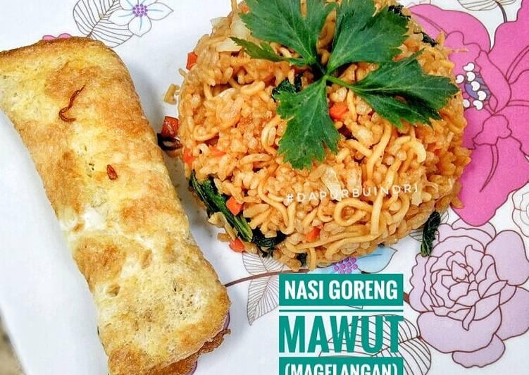Nasi Goreng Mawut (Magelangan) #selasabisa