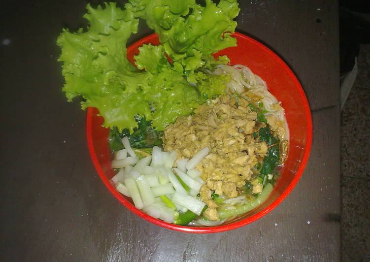 Resep: cuimie (mie ayam)
