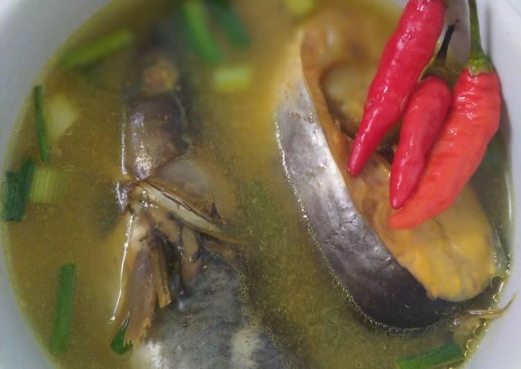 Resep: Asem asem ikan patin khas gresik