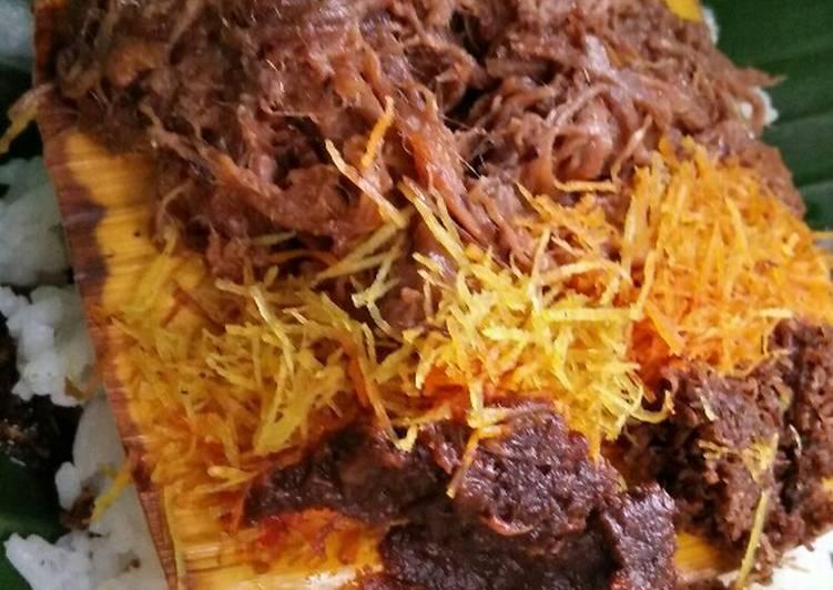 Resep: Nasi krawu khas gresik