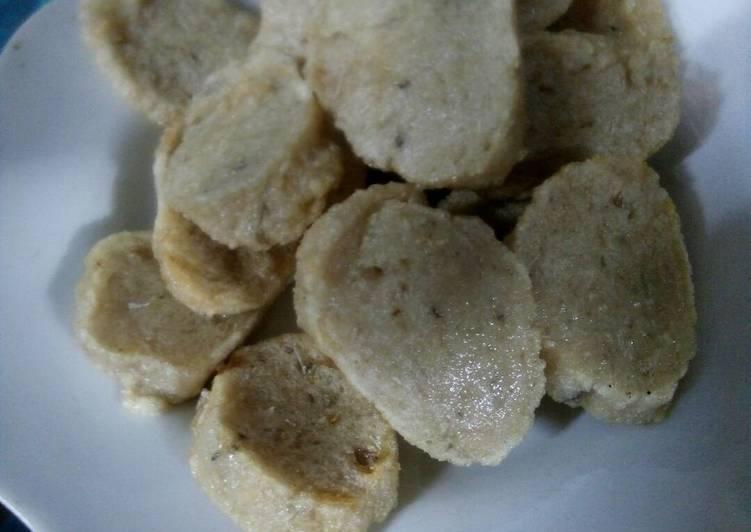 Resep memasak Bonggolan/cireng khas sidayu (gresik)