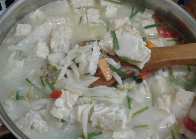 Cara Mudah membuat Sambel goreng tahu taoge (khas Gresik) dijamin manis asem pedes gurih... 💖 lezat