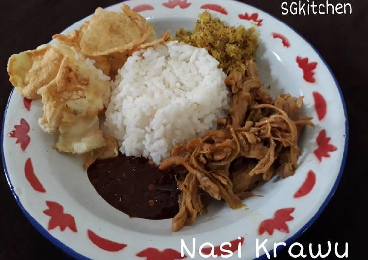 Resep: Nasi Krawu simple dan ekonomis