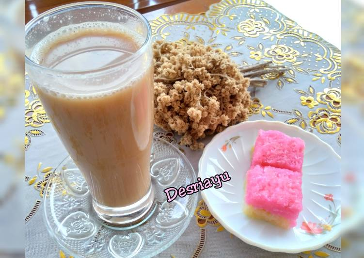 Resep: Adrak Wali Chai / Ginger Milk Tea