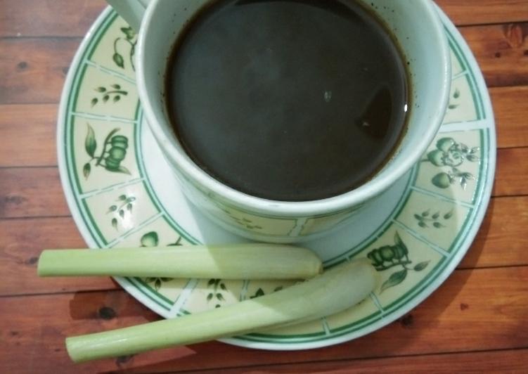 Resep memasak Teh Herbal Untuk Flu&Batuk