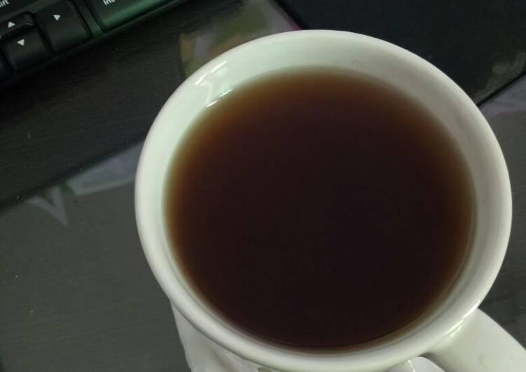 Resep: Fruit tea rempah