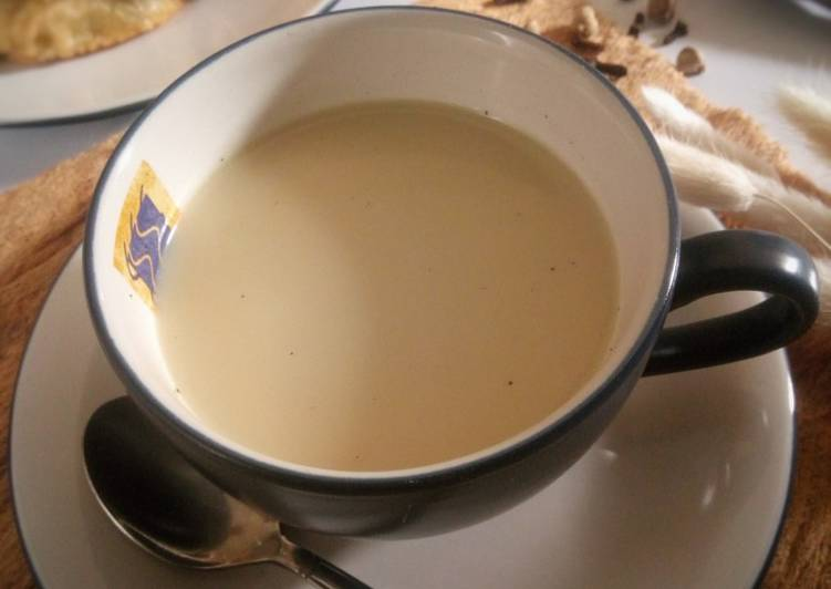 Cara Mudah memasak Chai Tea Latte/Tea Masalah (Teh Rempah ala İndia) enak