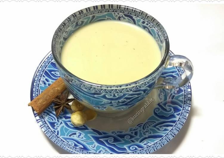 Cara mengolah Chai Tea Latte / Masala Chai (Teh Rempah ala India) lezat