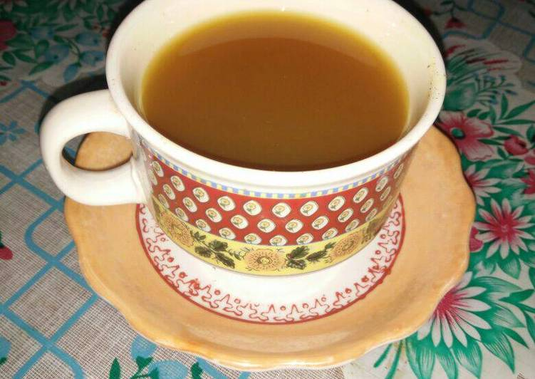 Resep: Remedy tea lezat