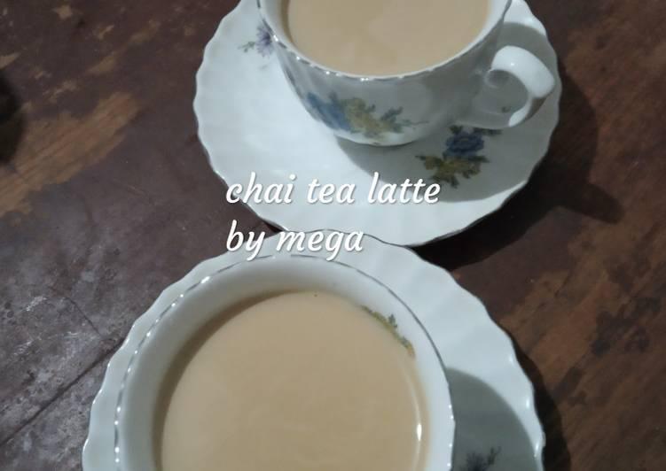 Resep memasak Chai tea latte enak
