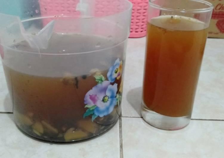 Resep: Herbal tea