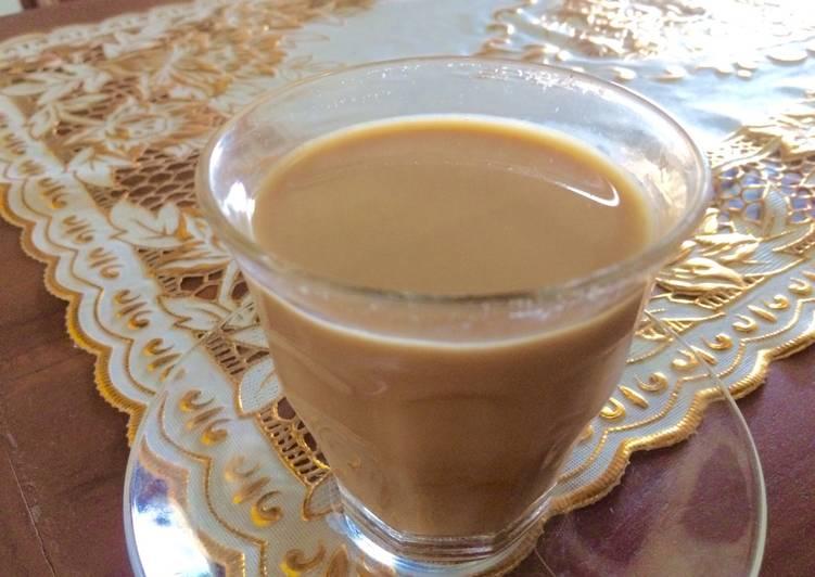 Cara memasak Indian tea / masala chai