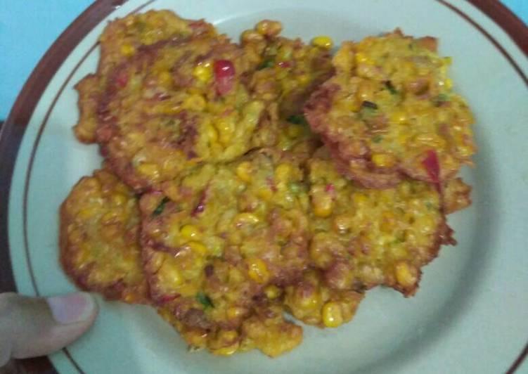 Cara Mudah memasak Rempah jagung nganjuk no udang n merica enak