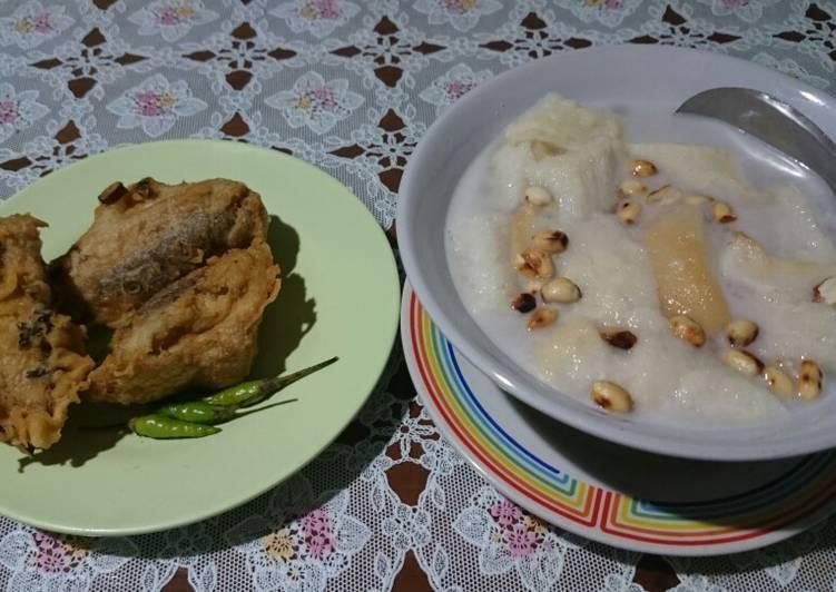 09.Cemoe dan gorengan wedang kota Ngawi