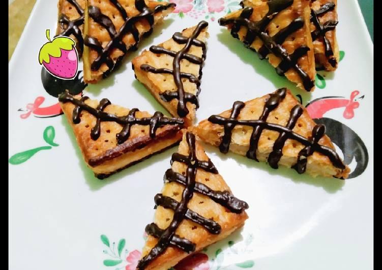 Resep: Roti Tape coklat
