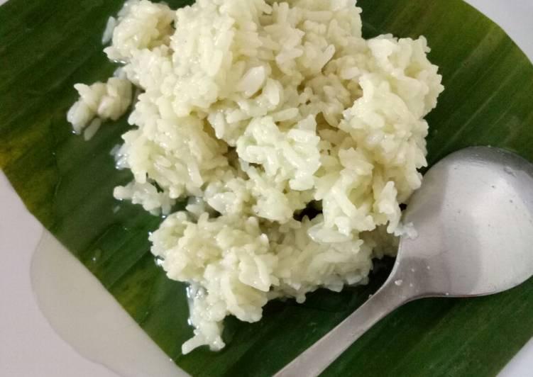 Resep: Tape beras ketan lezat
