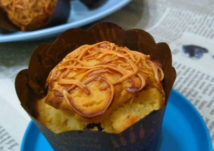Resep: Muffin Tape Singkong