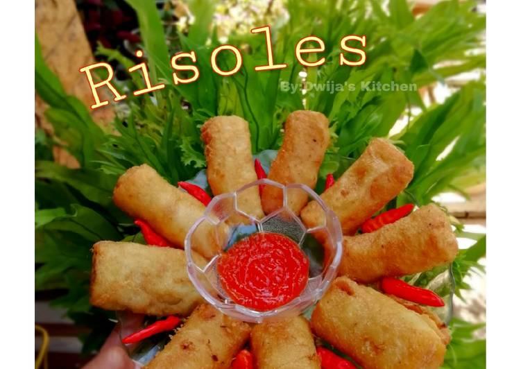 Resep: Risoles ayam wortel endeuls (GA3_Week 7)