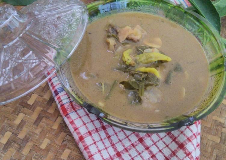 Cara mengolah Garang asem/Rawon kikil sapi khas bojonegoro#kitaberbagi