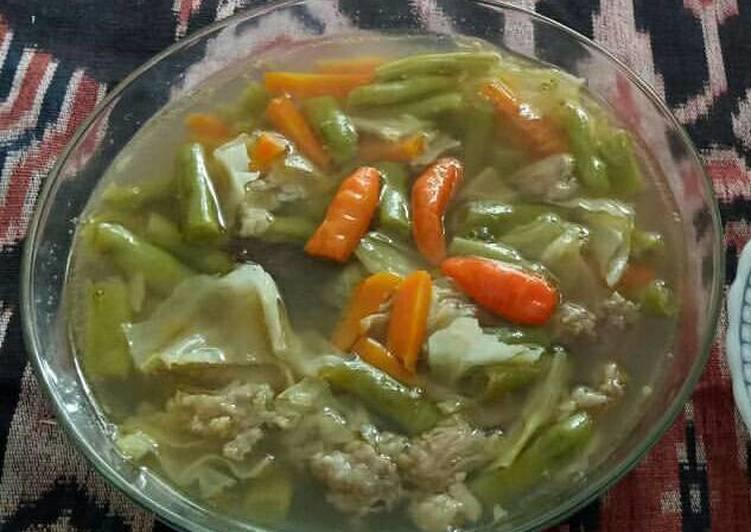Resep: Asem-Asem daging khas bOjonegoro