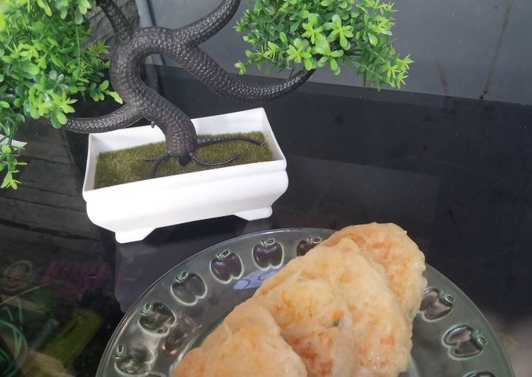 Cara memasak Martabak bihun madura
