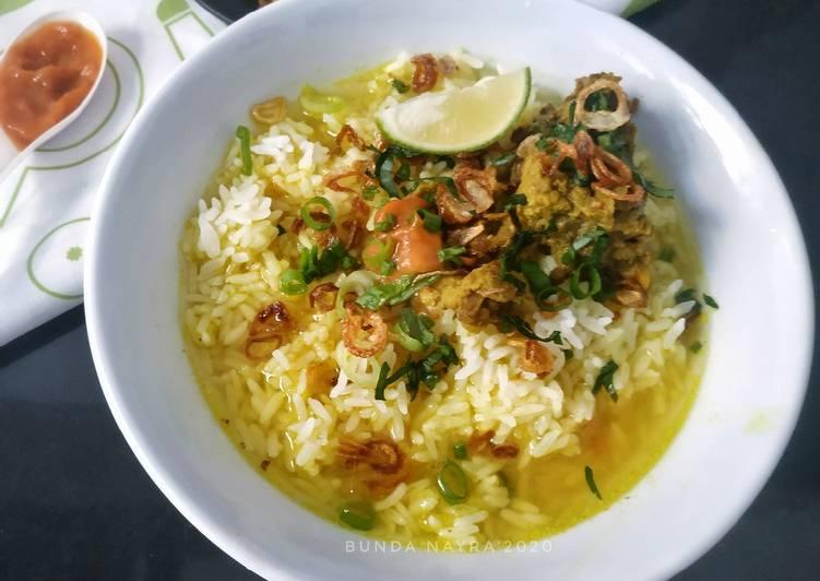 Resep: Soto Daging Madura ala Xanders kitchen