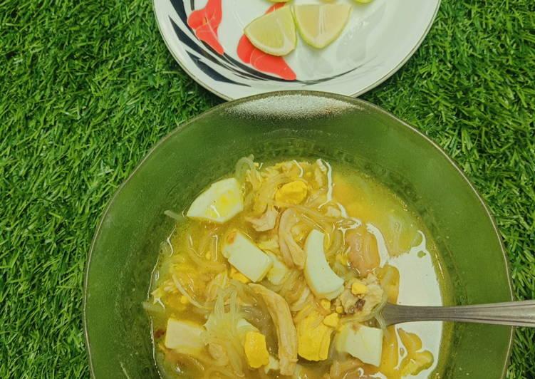 Resep: Soto Ayam rasa Madura Simpel enak