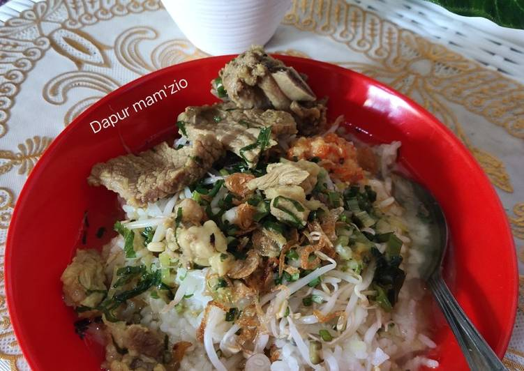 Resep: Soto daging madura (bening dan seger)