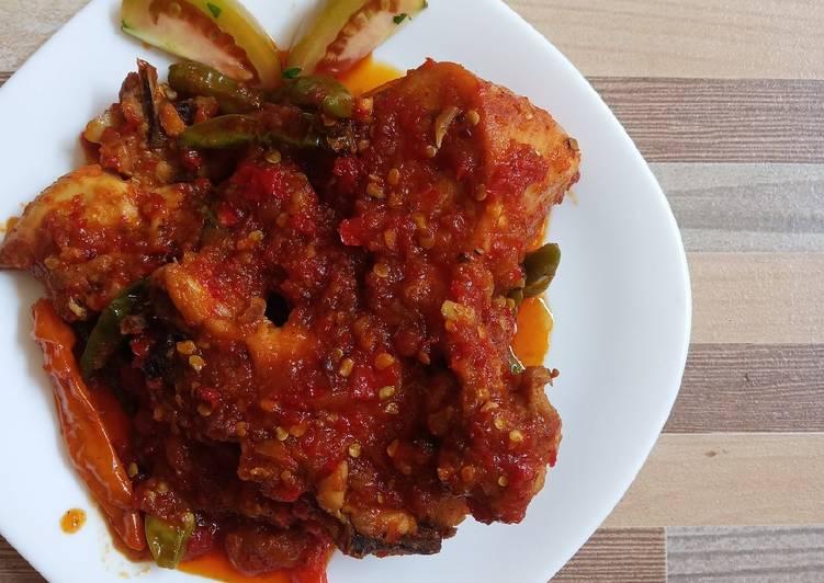 Resep: Ayam Kretep khas Madura
