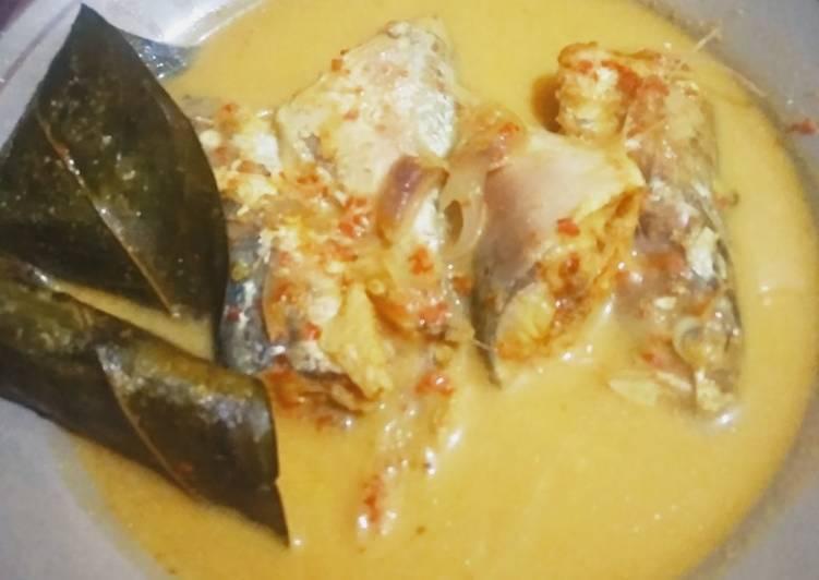 Resep: Gulai ikan sederhana