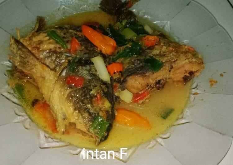Resep: Gulai ikan mas